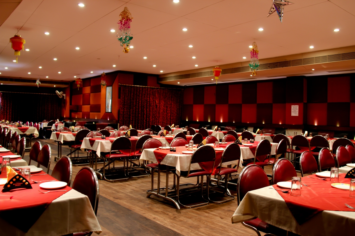 goldenjoy hall room